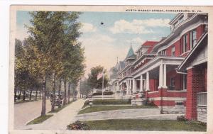 PARKERSBURG, West Virginia, PU-1926; North Market Street