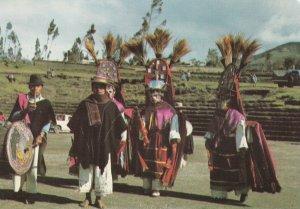ECUADOR , 50-70s ; Indians Salasacas