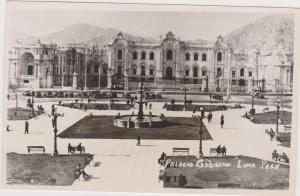 RP, Palacio Gobierno, Lima, Peru, 1930-40s