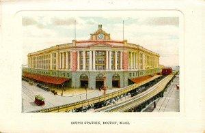 MA - Boston. South Station