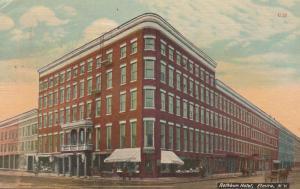 Rathbun Hotel - Elmira NY, New York - pm 1914 - DB