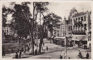 RP: Amsterdam , Netherlands , 20-40s ; Rembrandtsplein