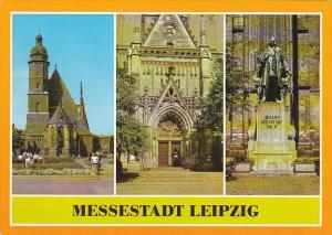 Germany Leipzig Multi View