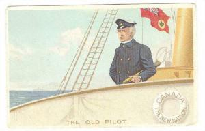The Old Pilot , Canada the New Nation , B.C. , Canada , 00-10s