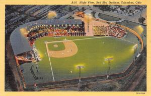 Columbus OH~Cooper Baseball Stadium (Now Racetrack) Cardinals Minor League~1937