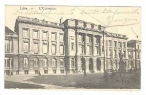 L'Universite, Liege, Belgium, PU-1911