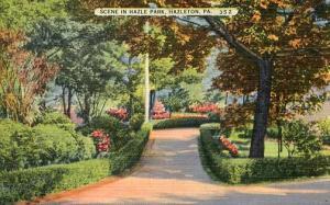 PA - Hazleton. Hazle Park