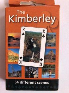 The Kimberley Australia Playing Cards circa 1980's