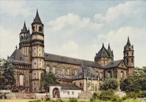 Germany Worms am Rhein Dom
