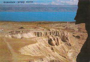 View To The Dead Sea, The Famous Dead Sea Scrolles, The Excavations, QUMARAN,...
