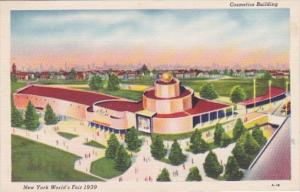 New York World's Fair 1939 The Cosmetics Building