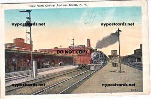 NYC Station, Utica NY