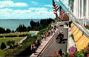 Michigan Mackinac Island Grand Hotel