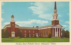 Indiana Indianapolis Meridian Street Methodist Church