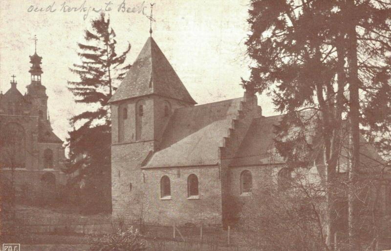 Netherlands Beek Oude kerk 02.12