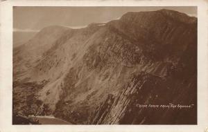 Cader Idris from The Saddle Lake Landscape Postcard