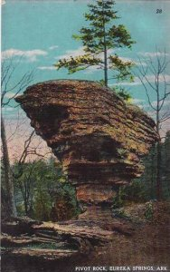 Arkansas Eureka Springs Pivot Rock