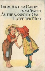 Farm Boy~Ain't No Candy so Sweet as my Sunbonnet Country Gal~1930 Artist