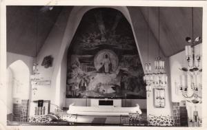 RP: Church Interior , Rovaniemi, Finland. PU-1955
