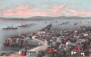 Gibraltar, Rosia Bay Military Battleship Unused