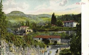 spain, Canary Islands, Tenerife, VILAFLOR, Partial View (1909) Postcard