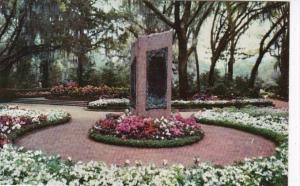 Alabama Mobile The Monolith Bellingrath Gardens 1958