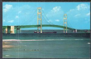 Mackinac Bridge,MI BIN