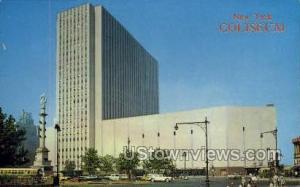 Coliseum New York City NY Unused