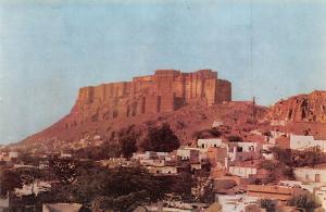 India Jodhpur, Mehrangarh Fort, Rajasthan