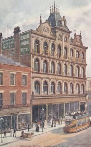 LEEDS , Yorkshire , UK , 00-10s ; Imperial Hotel , Brigate
