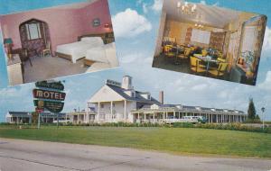 NEWBURG , Maryland , 50-60s ; White House Motel , U.S. Route 301