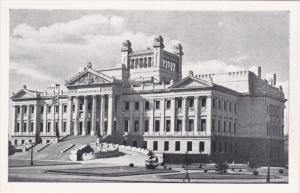 Palacio Legislativo , Uruguay , 30-50s