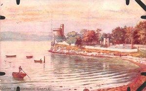 Blackrock Castle Cork Ireland Unused