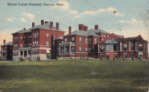 DAYTON, Ohio, 1900-1910's; Miami Valley Hospital