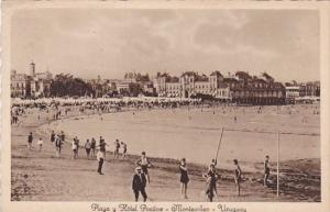 Uruguay Montevideo Hotel Pocitos Beach