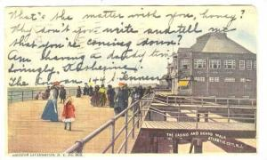 Casino & Boardwalk , Atlantic City , New Jersey, PU-1905
