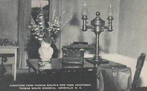 North Carolina Asheville Furniture From Thomas Wolfes New York Apartment Thom...