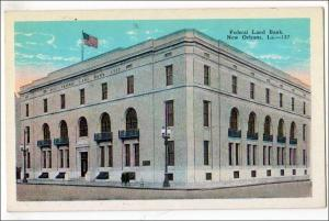 Federal Land Bank, New Orleans LA