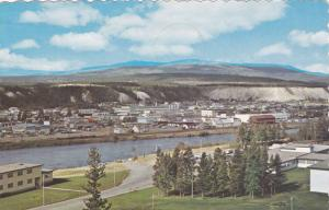 The beautiful Valley of the Yukon River,  Whitehorse,  Yukon,  Canada,  PU_1974