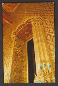 Main Gate Temple Of Emerald Buddha, Bangkok, Thailand - Unused