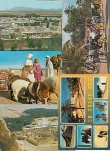TUNISIA TUNISIE AFRIQUE 340 CPM (mostly 1960-1990)