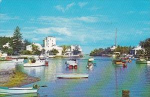 Bermuda Flatts Inlet 1962