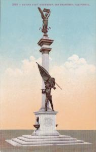 California San Francisco Native Sons' Monument