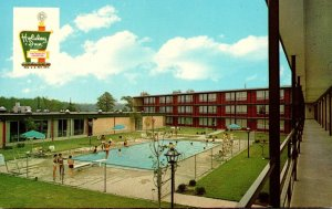 Pennsylvania Dunmore Holiday Inn Scranton East 1972