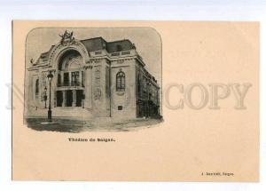 190591 VIETNAM Ho Chi Minh City SAIGON theatre Vintage