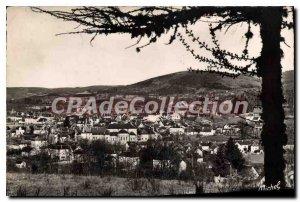 Postcard Modern Meymac Vue Generale Mont Bessou
