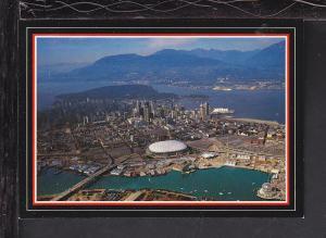 Bird's Eye View,Vancouver,BC,Canada Postcard BIN