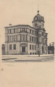 SARNIA , Ontario , Canada , 1906 ; Post Office & Government Building