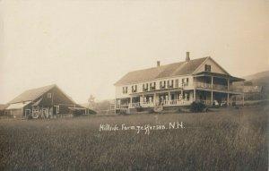 RP; JEFFERSON , New Hampshire , 1900-10s ; Hill Side Farm