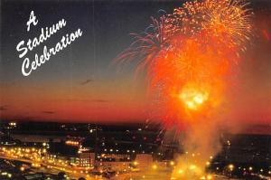 Stadium Celebration - Cleveland, Ohio